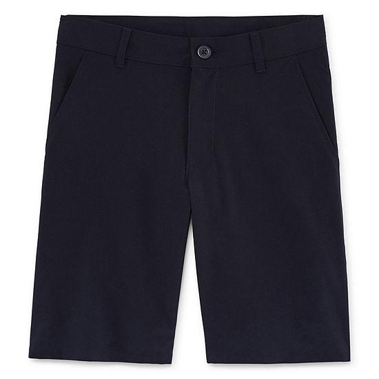IZOD Little & Big Boys Stretch Adjustable Waist Chino Short