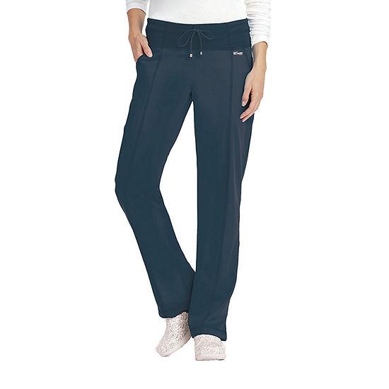 Barco Greys Anatomy 4276x Yoga Knit Waistband Womens Scrub Pants Plus