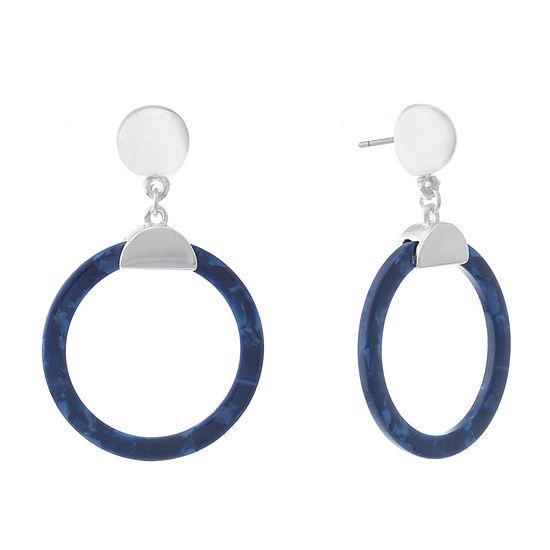 Liz Claiborne Spring Effect 1 Pair Drop Earrings