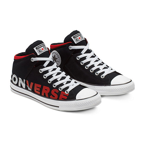 Converse High Street Wordmark 2.0 Mens Lace-up Sneakers