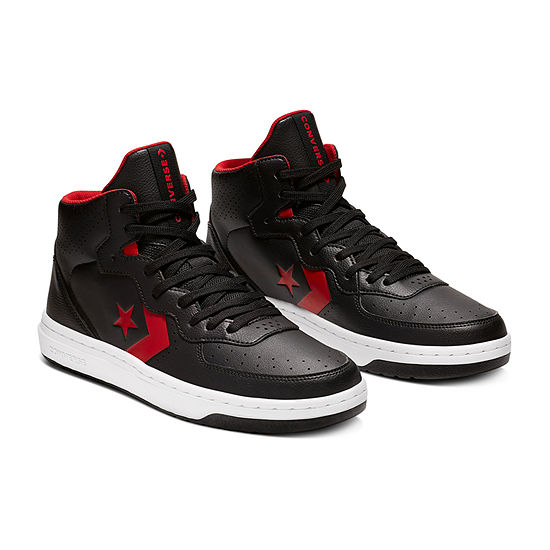 Converse Rival Mid Mens Lace-up Sneakers