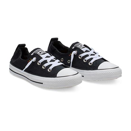 Converse Shoreline Slip All Of The Stars Womens Sneakers Slip-on