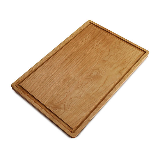 Casual Home Cherry Wood Cutting Board
