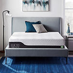 Dream Collection™ by LUCID® 12 Inch Gel and Aloe Hybrid Mattress in a Box