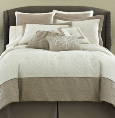 Bensonhurst 4-pc. Comforter Set