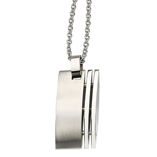 Mens Stainless Steel Pendant
