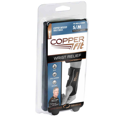 As Seen on TV Copper Fit™ Sport Wrist Relief Right-Handed