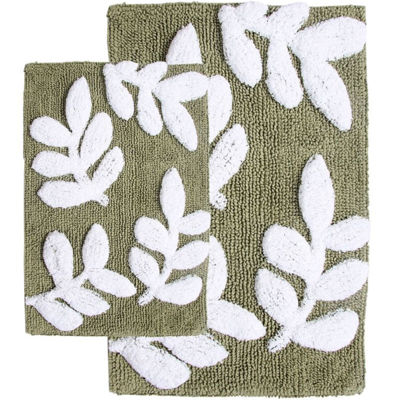 Chesapeake Merchandising Monte Carlo 2-pc. Bath Rug Set