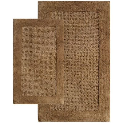 Chesapeake Merchandising Naples 2-pc. Bath Rug Set