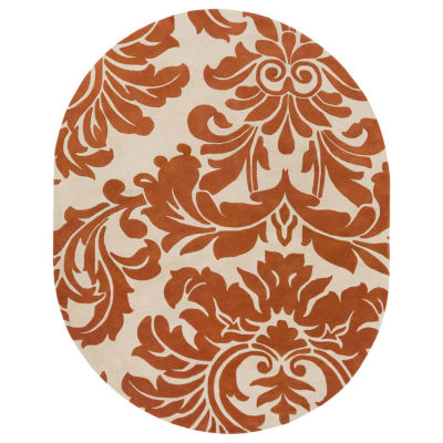 Decor 140 Vlore Hand Tufted Oval Rugs