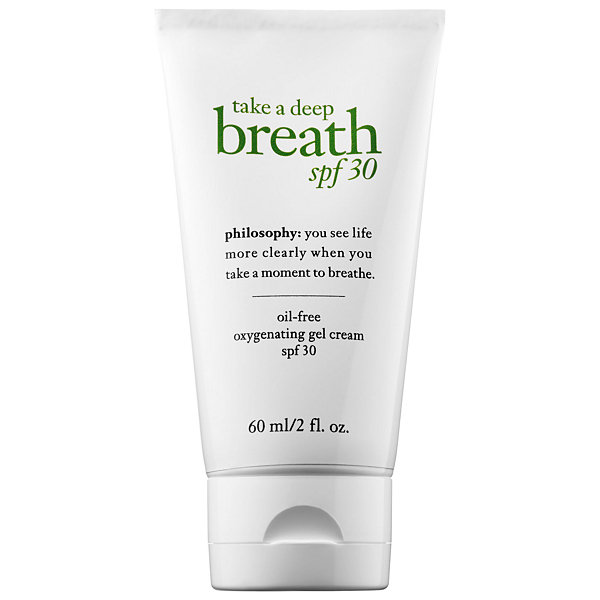 philosophy Take a Deep Breath Oil-Free Oxygenating Gel Cream SPF 30