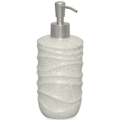 Destinations Wavy Beach Soap Dispenser