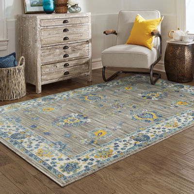 Covington Home Jocelyn Melagrana Rectangular Indoor Rugs