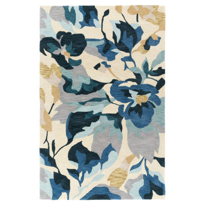 Decor 140 Keya Hand Tufted Rectangular Rugs