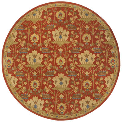 Decor 140 Maximian Hand Tufted Round Rugs