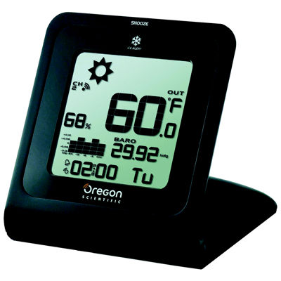 Oregon Scientific SL103 Touch Advanced Weather Station