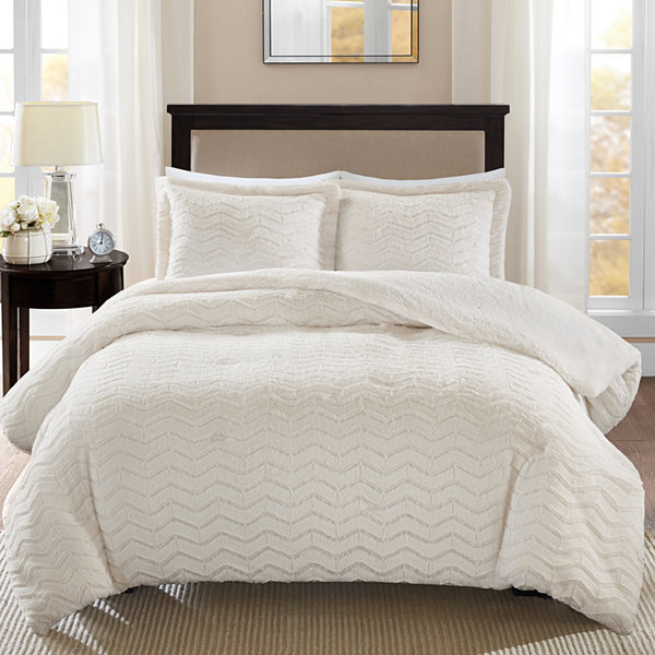 Premier Comfort Kaplan Plush Down Alternative Comforter Set