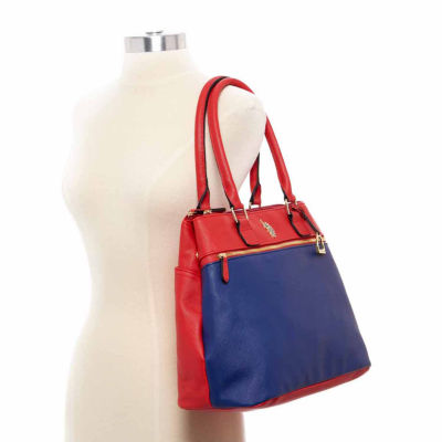 Us Polo Assn. Jenna Triple Entry Tote Bag
