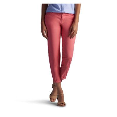 Lee Cropped Pants-Petite