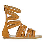 Bamboo Womens Happiness-85m Gladiator Sandals