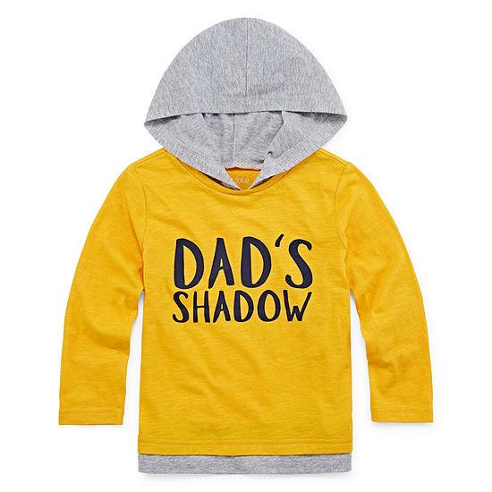 Okie Dokie Boys Hoodie-Toddler