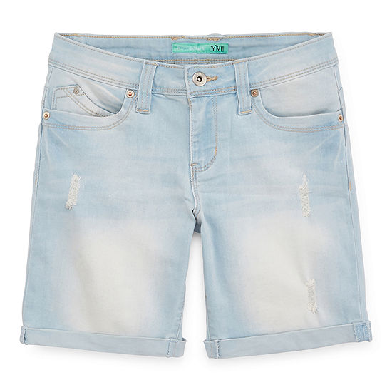 Ymi Big Girls Plus Bermuda Short