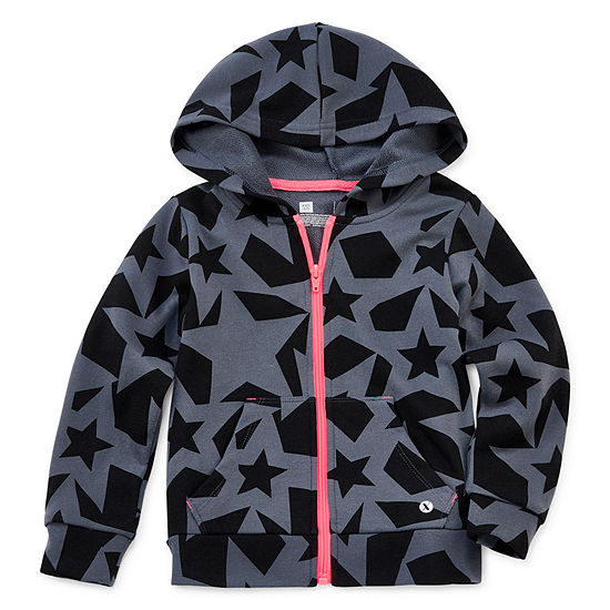 971583c25 Xersion Girls Hoodie Preschool / Big Kid - JCPenney