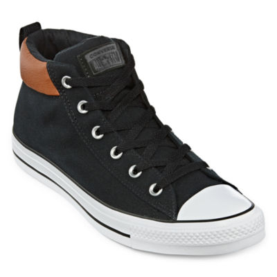 Converse Street Mid Space Explorer Mens Sneakers Slip-on