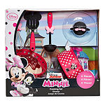 Disney Collection 8-Pc. Minnie Mouse Play Kitchen Cooking Set