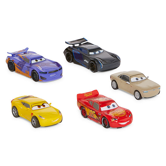Disney 5-pc. Cars Action Figure