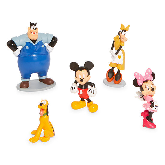 Disney 5-pc. Mickey and Friends Action Figure