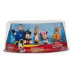 Disney Collection 5-Pc. Mickey And Friends Figurine Playset