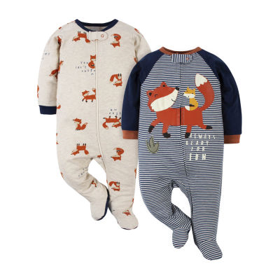 Gerber Baby Boys 2-pc. Sleep and Play