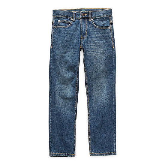 Thereabouts Little & Big Boys Slim Fit Jean