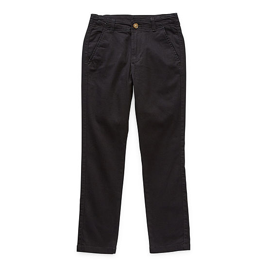Thereabouts Little & Big Boys Straight Flat Front Pant