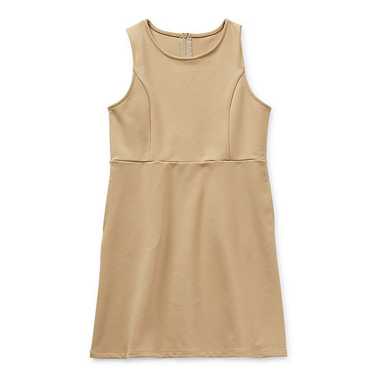 Thereabouts Little & Big Girls Sleeveless Jumper