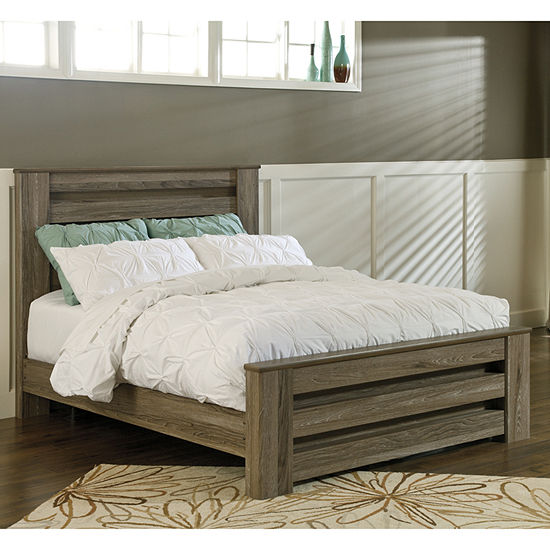 Signature Design By Ashley Zelen Bed Jcpenney