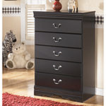 Signature Design by Ashley® Gilmore 5-Drawer Chest