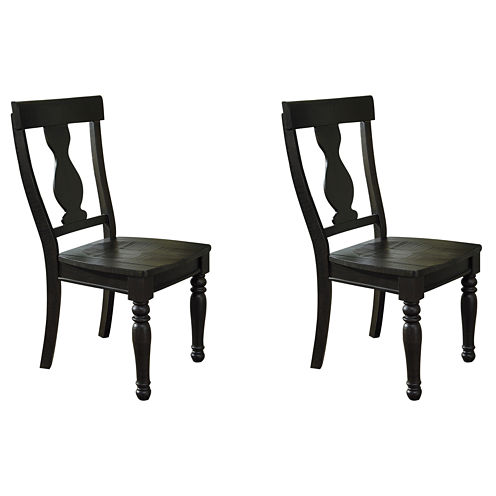 Signature Design by Ashley® Sharlowe Set of 2 Side Chairs