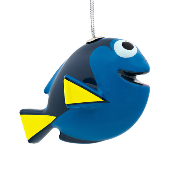 Disney Dory Decoupage Christmas Ornament