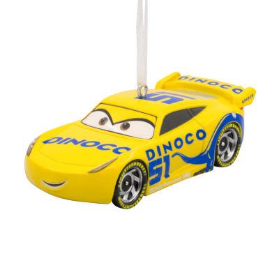 Disney Cruz Cars 3 Christmas Ornament