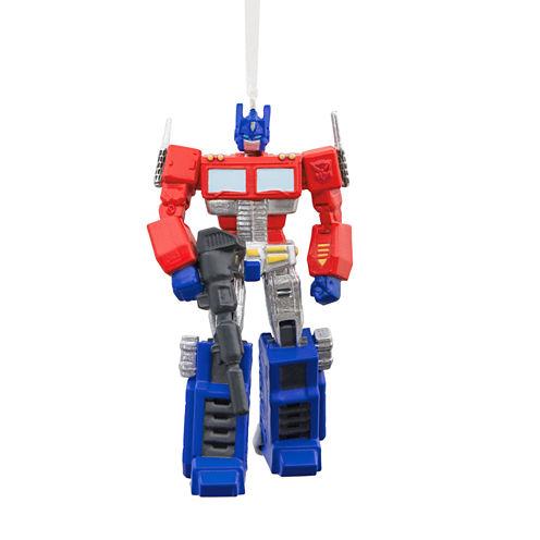 Hallmark Transformers Christmas Ornament