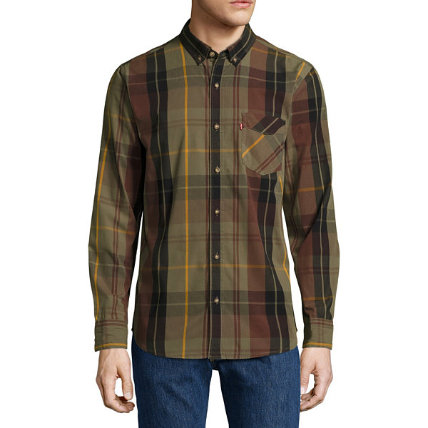Levi's® Amway Long Sleeve Woven