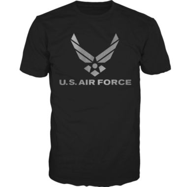 Military US Airforce Short-Sleeve Graphic T-Shirt