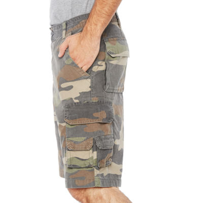 Smith Workwear Relaxed Fit Twill Cargo Shorts