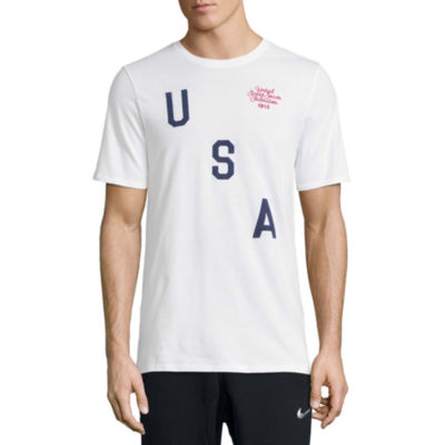 Nike Usa Squad Graphic T-Shirt