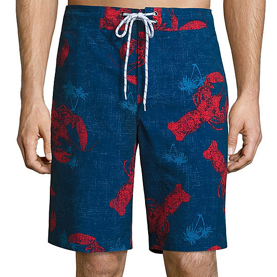 3bb9726d3c The Foundry Big & Tall Supply Co. Foundry Pattern Swim Shorts Big and Tall  - JCPenney