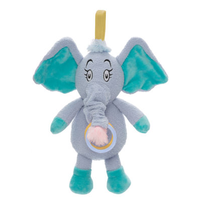 Manhattan Toy Dr. Seuss Horton Pull Musical TravelToy & Teether