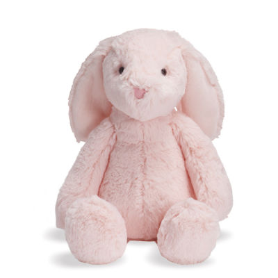 "Manhattan Toy Lovelies Pink Binky Bunny 12"" PlushToy"""