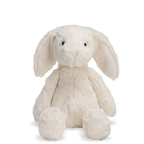 Manhattan Toy Lovelies White Riley Rabbit 12 Plush Toy